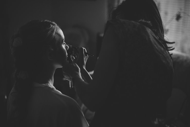 Perth wedding make-up artist