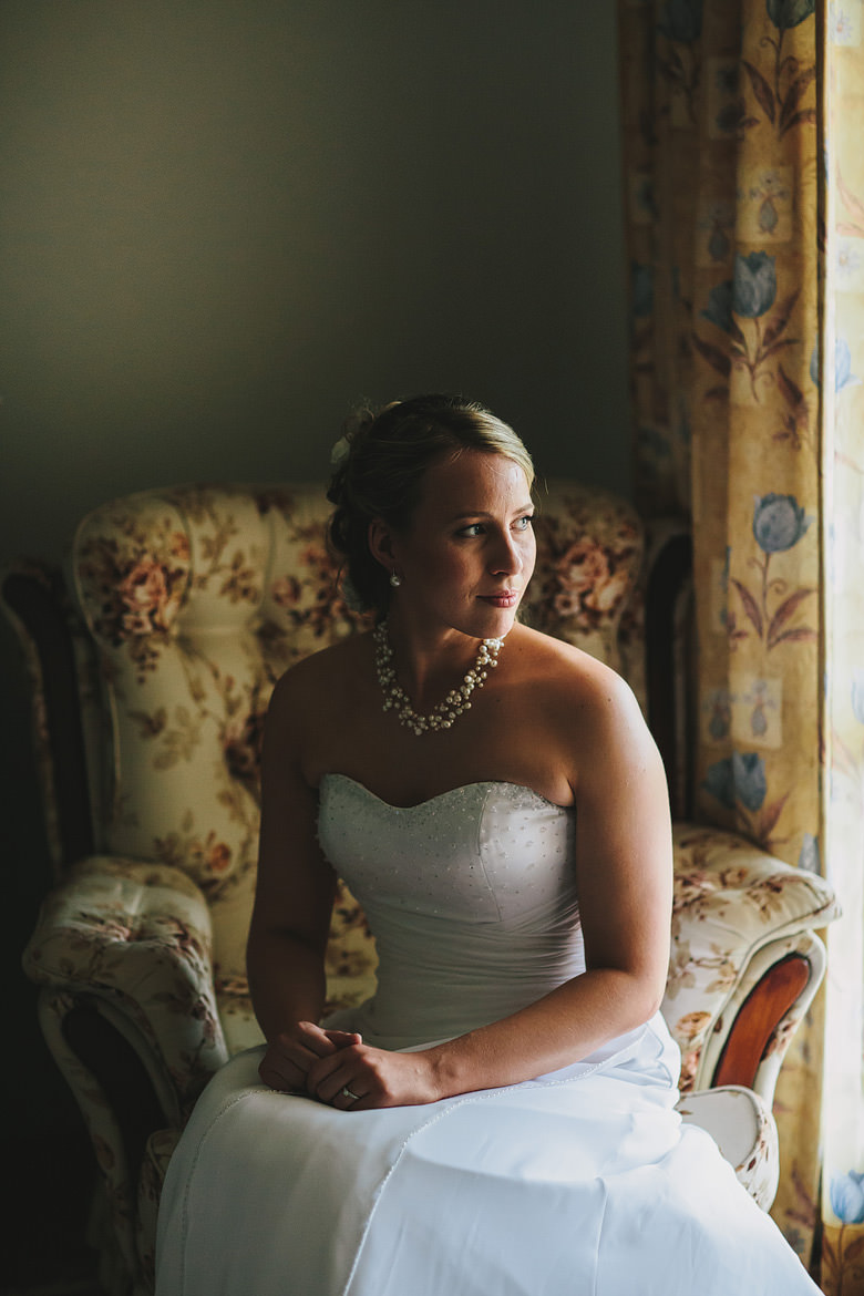 Perth wedding, bridal portrait