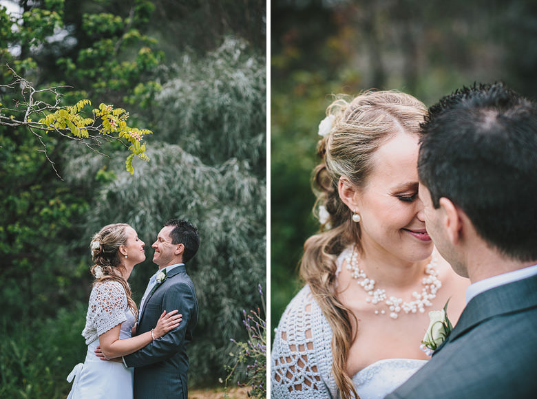 perth hills bridal portraits