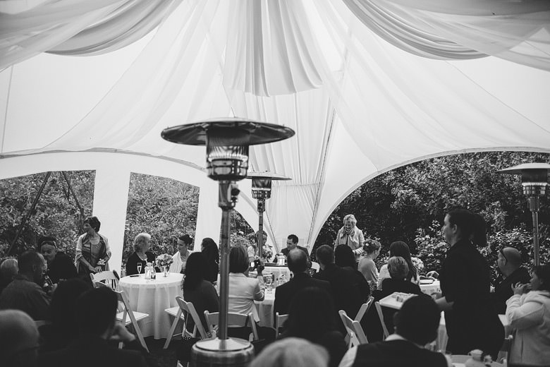 wedding photographer speeches