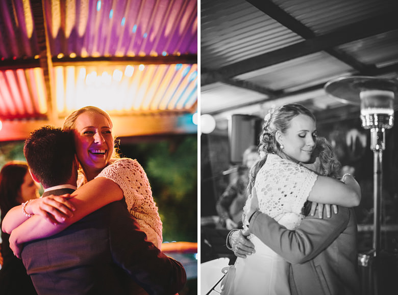 Perth wedding Photography, dancing, hugging mother