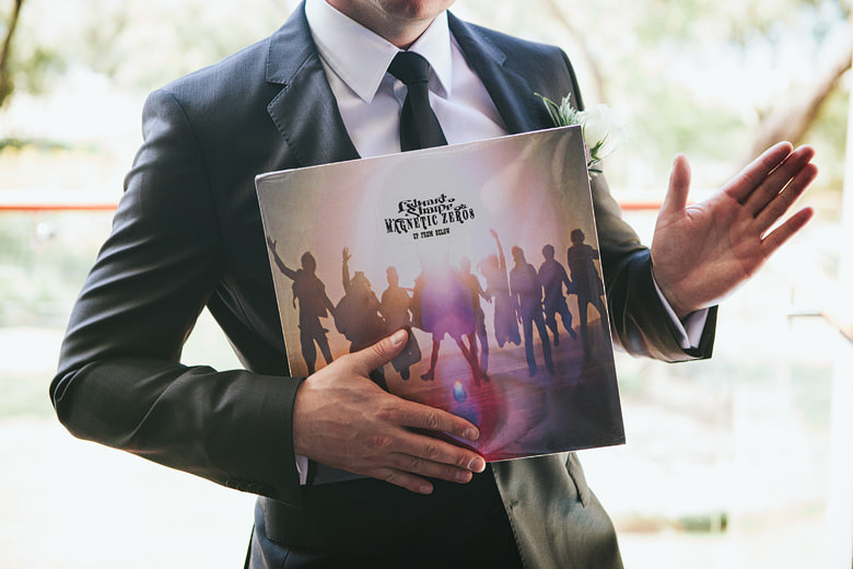Groom wedding edward sharpe and the magnetic zeros up from below vinyl album