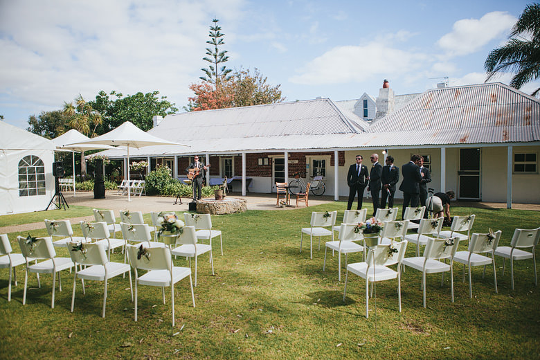 Newtown house busselton wedding photography