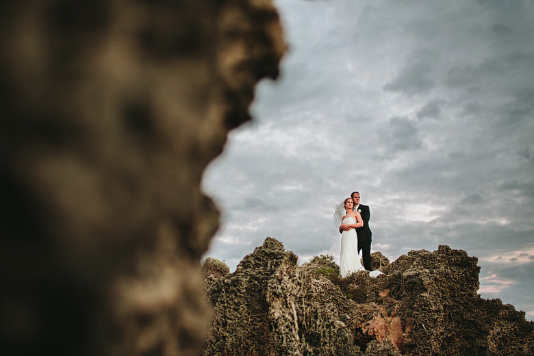 dramatic and awesome wedding photography perth wedding